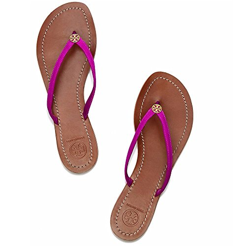 Women's Tory Burch 'Terra' Flip Flop, Size 4 M - Purple