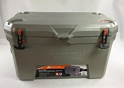 11e6321fc Amazon.com: Ozark Trail 52-Quart High-Performance Cooler, Grey ...