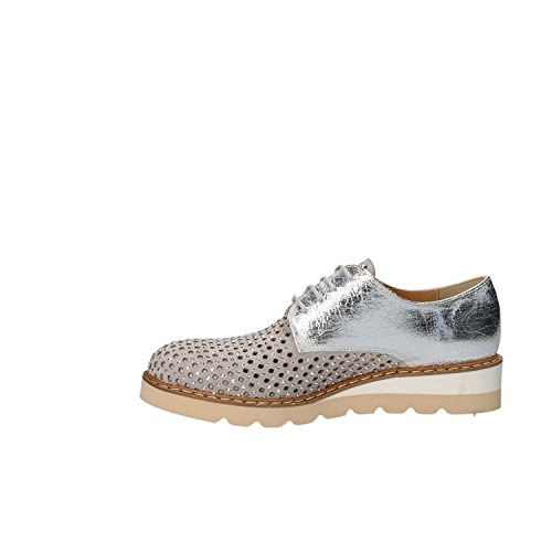 Femmes SHOES Richelieus Bleu GRACE 1797 4PxwqOOU