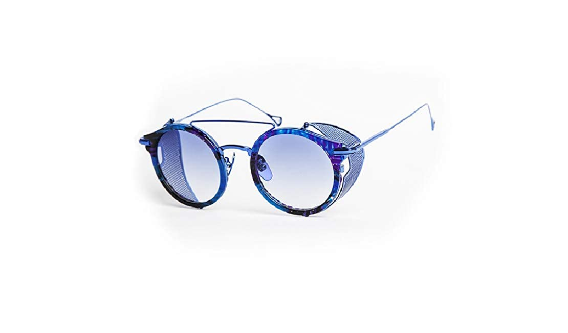 LES PIECES UNIQUE SUNGLASSES DIABOLIK 54 BLUE GAFAS DE SOL ...