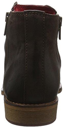 Buffalo London Es 30816 Singapura, Zapatillas De Estar por Casa para Mujer Marrón - Braun (Moro)