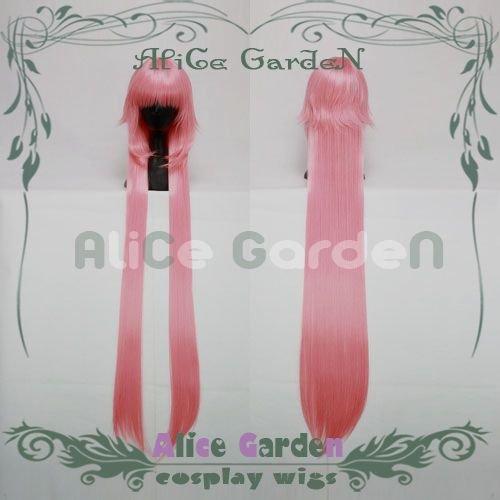 Cosplay Costume Kobato (Kobato Mix Pink Long Cosplay Wig Costume)