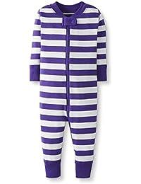 Baby/Toddler One-Piece Organic Cotton Footless Pajama