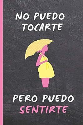 Amazon.com: NO PUEDO TOCARTE PERO PUEDO SENTIRTE: CUADERNO 6 ...