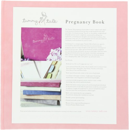 Tummy Talk Pregnancy Journal Album, This Little Pinky