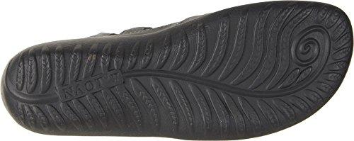 Naot Footwear Women's Kata Gray Iguana Nubuck/Shadow Gray Nubuck/Tin Gray Leather 40 M EU by Naot Footwear (Image #2)
