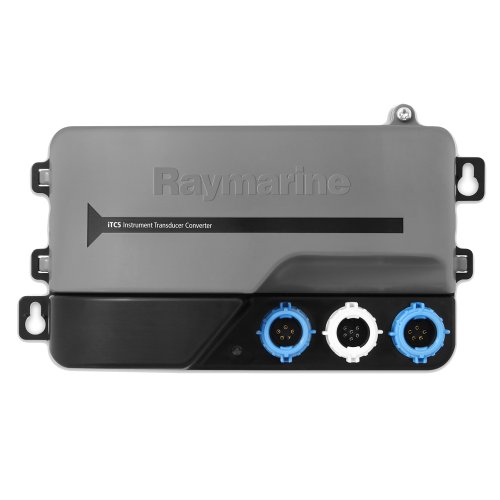 Raymarine Itc-5 Transducer Converter Analog To Digital
