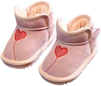 ベビーブーツ 可愛い スノーブーツ 赤ちゃん靴 男の子 女の子 ファーストシューズ ソフトスノーブーツ ムートンブーツ 子供靴 出産祝い 歩行サポート 秋冬