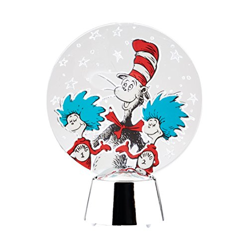 """Department 56 Dr. Seuss Cat in the Hat and Things Hollidazzler Figurine, 1.75"""""""