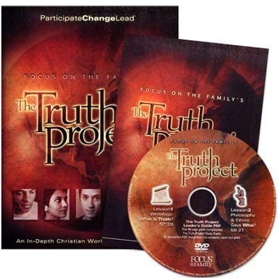 - The Truth Project Small Group Curriculum