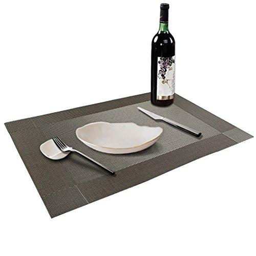 EgoEra Dinner Washable Plastic Kitchen