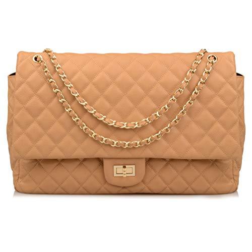 Ainifeel Women's Genuine Leather...