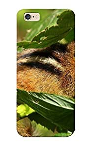 Case For Iphone 6 Plus Tpu Phone Case Cover(chipmunk) For Thanksgiving Day's Gift