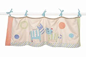 Sumersault Valance, Animal Spots and Stripes