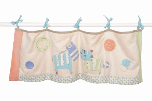 (Sumersault Valance, Animal Spots and Stripes)