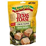 Texas Toast Croutons Zesty Italian