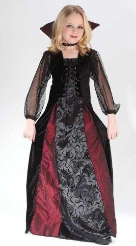 Gothic Vampiress Costume (Child's Gothic Vampira Costume (Size:Large 12-14))