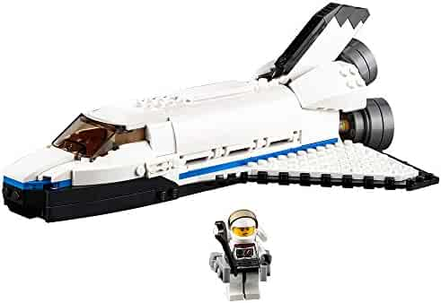 LEGO Creator Space Shuttle Explorer 31066 Building Kit (285 Piece)