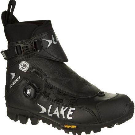 Lake MXZ 303 Winter Boots Black, 44.0 - Men's by Lake (Image #2)