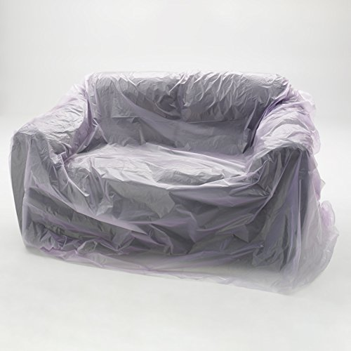 Compare Price Clear Plastic Sofa Covers On