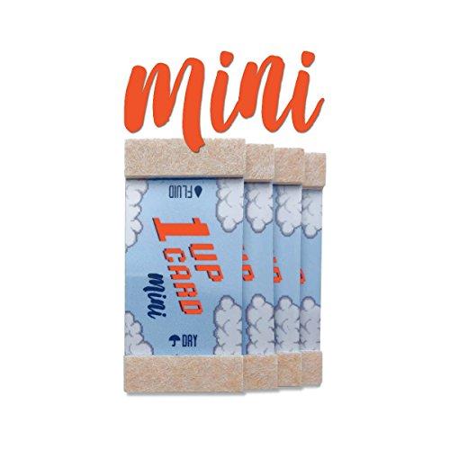 1UP Card Mini 4 Card Pack