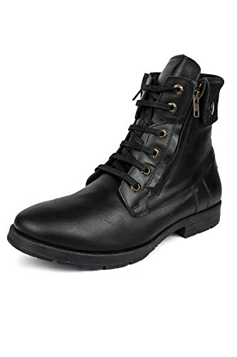 Liberty-Mens-Genuine-Leather-Lace-Up-Winter-Ankle-Boots-Handcrafted