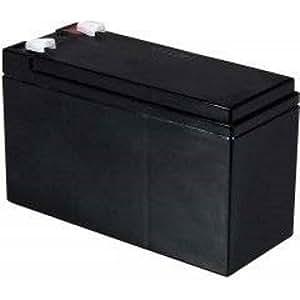 Batería de Calidad – Batería para UPS APC Back-UPS CS500 - Lead-Acid - PB - 12V