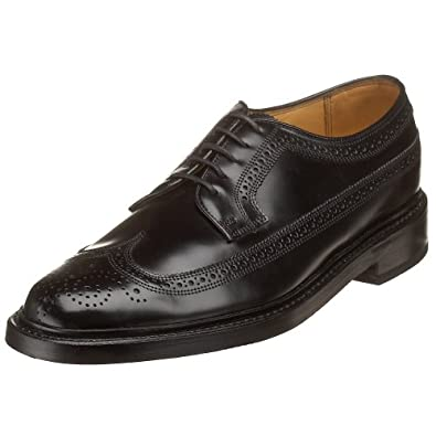Florsheim Men's Kenmoor Wingtip Oxford,Black,7 EEE