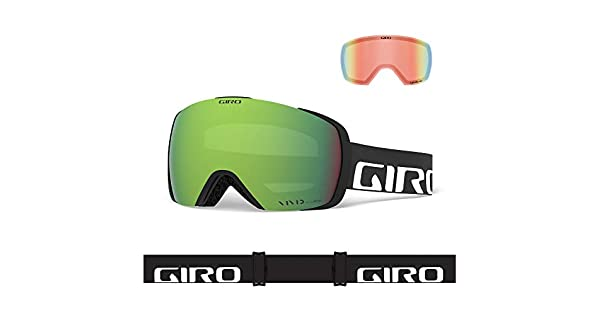 Amazon.com: Giro Contact - Gafas de nieve con tecnología de ...