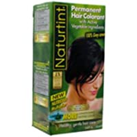Naturtint 1N Ebony Black Permanent Hair Colour 2Xkit