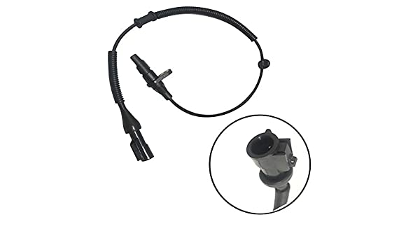 Speed Sensor Set of 2 for 2005-2010 Ford Mustang Rear Left and Right Side
