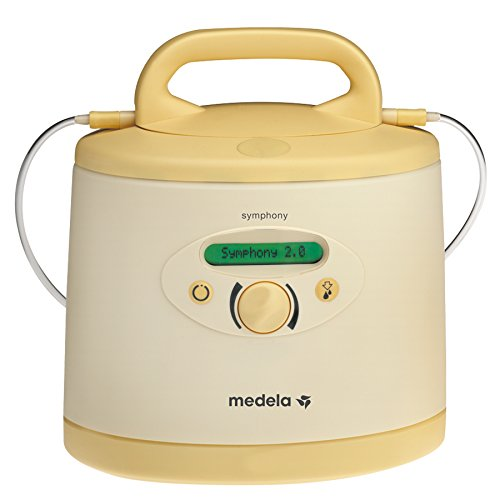 Medela Symphony Breast Pump, Hospital Grade Breast Pump, Con