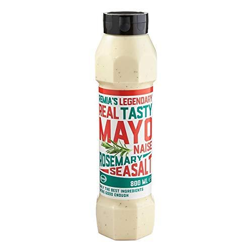 Remia – Legendarische echte smakelijke mayonaise rozemarijn zeezout – 800 ml