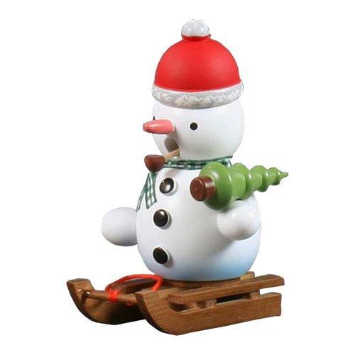 The Holiday Aisle Dregeno Snowman on Sled Incense (Dregeno Snowman)