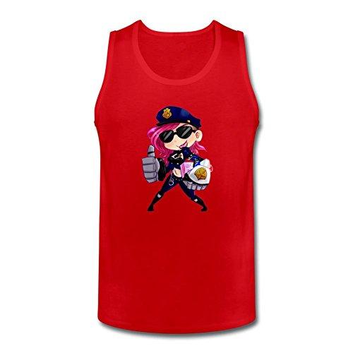 SCShirt Men's Vi Logo Vest Tank (Bay Buck Tampa)