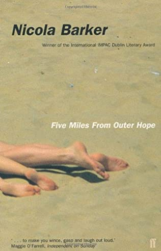book cover of Five Miles from Outer Hope