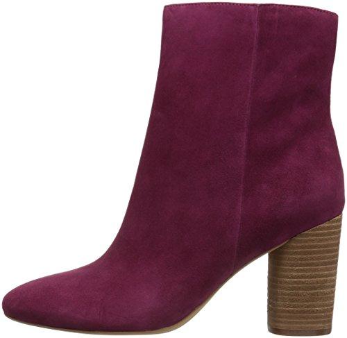 Boot Fashion Suede Edelman Cranberry Corra Women''s Sam 7xpfIwqBW
