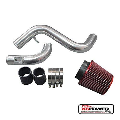 Cold Air Intake Pipe +Filter Kit For 03-09 Volkswagen VW Golf GTI MK5 2.0FSI CAI