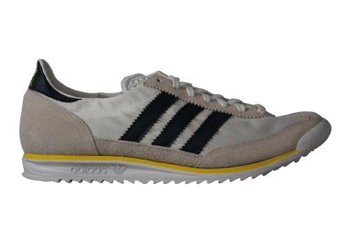 Scarpa adidas sl 72 bianco uni - 39 1/3