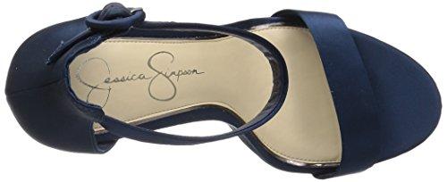 Jessica Simpson Women's Plemy Heeled Sandal, Acai Acai
