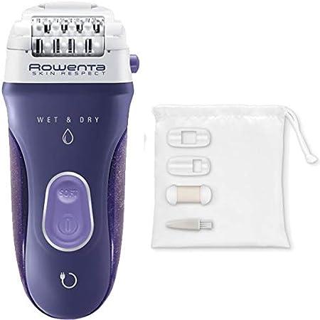Rowenta EP8050 Púrpura 24 pinzas - Depiladora (Púrpura, 24 pinzas ...