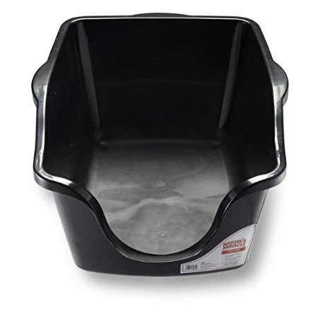 Nature's Miracle High-Sided Litter Box 2-Pack by Nature's Miracle
