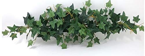 2' Green Leaf Sage Ivy Swag Greenery Silk Wedding Flowers Home Party Holiday Decor ()