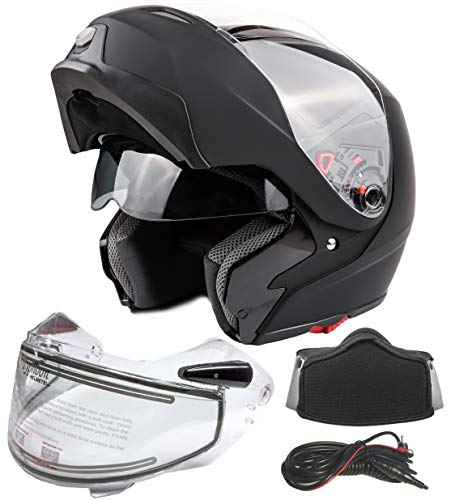 xxl snowmobile helmet modular - 9