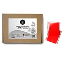 Imagepac Stampmaker IPMED10 Stamp Packs (10 Pack), 4 x 2.5 by Imagepac Stampmaker