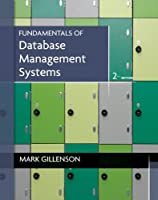 Fundamentals of Database Management Systems, 2nd Edition Front Cover