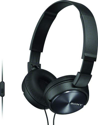 4dd4e936616 Amazon.com: Sony ZX Series MDR-ZX310AP Headband Stereo Headset: Home Audio  & Theater