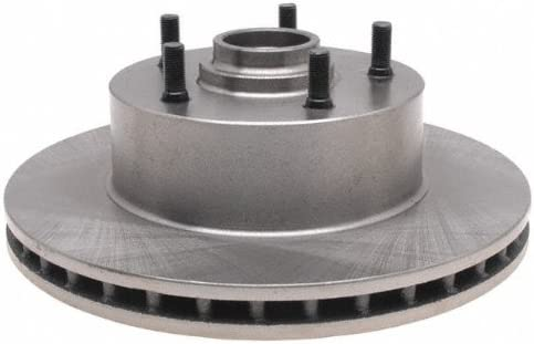ACDelco 18A87A Front Hub And Brake Rotor Assembly