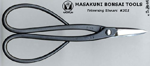 (0201)Masakuni bonsai tool Trimming Shears type A by Masakuni