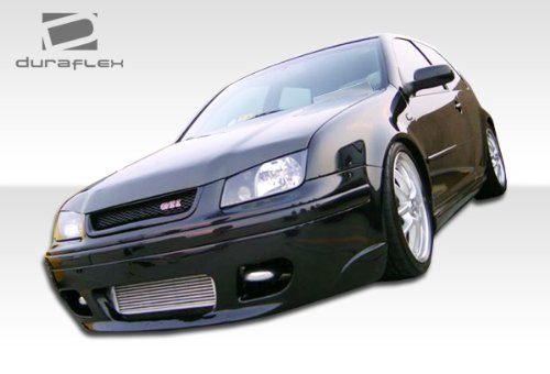 1999-2004 Volkswagen Jetta Duraflex OTG Kit- Includes OTG Front Bumper (102191), OTG Rear Bumper (102192), and OTG Sideskirts (102193). - Duraflex Body Kits (Otg Front Bumper)